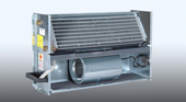 Aldağ AE 601 4 Borulu Kasetli Tavan Tipi Fancoil. ürün görseli