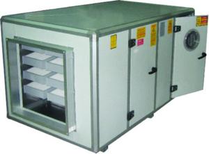 Teknik Klima ECOSAFE 7 Sığınak Havalandırma Santrali. ürün görseli