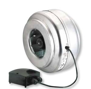S&P VENT-100 L Yuvarlak Kanal Fanı. ürün görseli