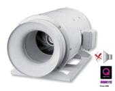 S&P TD 250-100 SILENT Yuvarlak Kanal Fanı. ürün görseli