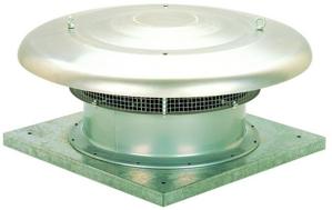S&P HCTB 4-400B Yatay Atışlı Çatı Fanı. ürün görseli
