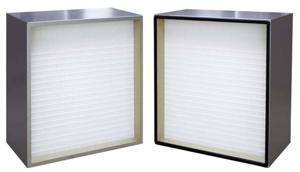 Resim Mikropor Hepa Filtre MDF H13 457x457x149