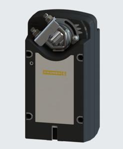 Gruner 341-024D-03 Yay Geri Dönüşlü Damper Motoru (3Nm). ürün görseli