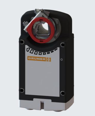 Kategori İçin Resim Gruner 361 Damper Motoru ( 10 Nm )