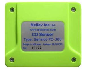 Resim Meitav-Tec SensiCO Karbonmonoksit Sensörü