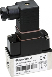 Thermokon DPL1V Sıvı Fark Basınç Sensörü. ürün görseli