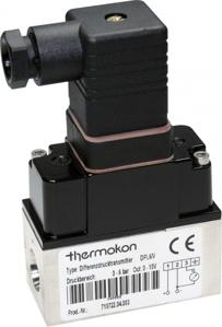 Thermokon DPL6V Sıvı Fark Basınç Sensörü. ürün görseli