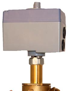 Frese Optima 53-1054 Yüzer Elektro-Mekanik Vana Motoru (DN40-50). ürün görseli