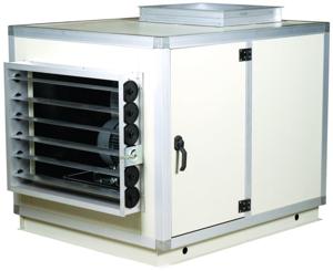 Teknik Klima AT 7 Hücreli Aspiratör. ürün görseli