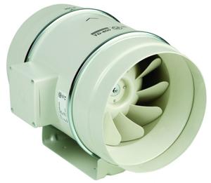 Resim S&P TD 250-100 N Yuvarlak Kanal Fanı