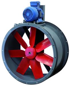 S&P TTT-4-450 Yüksek Debili  Kanal Fanı. ürün görseli