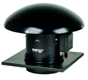 S&P TH 500-150 Yatay Atışlı Çatı Fanı. ürün görseli