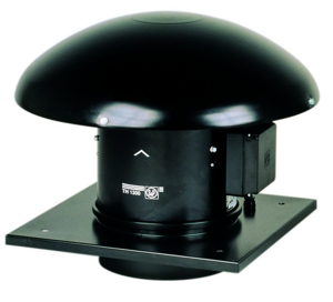 S&P TH 1300 Yatay Atışlı Çatı Fanı. ürün görseli