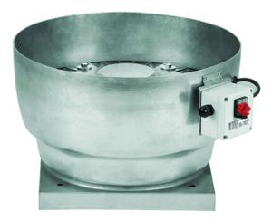S&P CRVT 4-400 Dikey Atışlı Çatı Fanı. ürün görseli