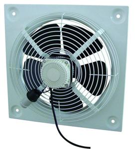 Resim S&P HXM 400 Duvar Tipi Fan