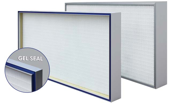 Mikropor Hepa Filtre MDF H13 457x457x149. ürün görseli