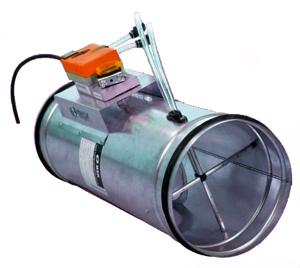 VAV 400 Debi Ayar Damperi . ürün görseli