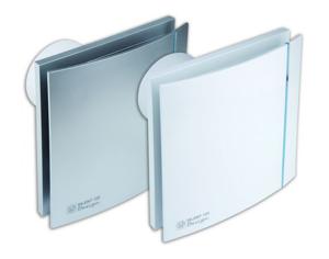 Resim S&P Silent 200 CZ Duvar Pencere Tipi Fan