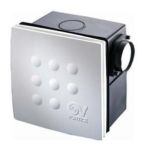 Resim S&P Vortice Vort Micro Duvar Pencere Tipi Fan