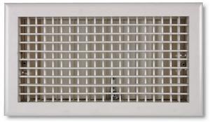 Çift Sıra Kanatlı Damperli Menfez 20x20. ürün görseli