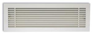 Resim Lineer Damperli Menfez 100x10
