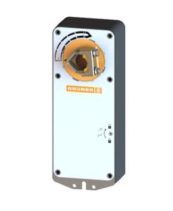 Gruner 381C-024-20 Yay Geri Dönüşlü Oransal Damper (20Nm). ürün görseli