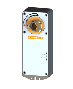 Gruner 381C-024-20-S2 Yay Geri Dönüşlü Oransal Damper (20Nm). ürün görseli