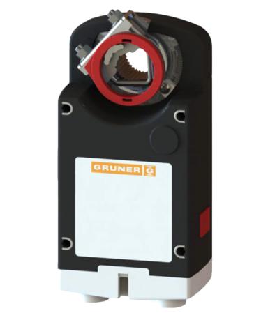 Kategori İçin Resim Gruner 363 Damper Motoru 20Nm 40Nm