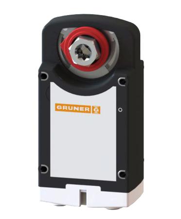 Kategori İçin Resim Gruner 360 Damper Motoru 12Nm
