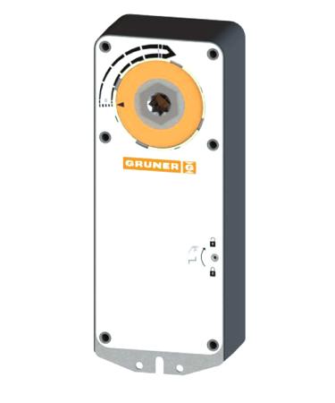 Kategori İçin Resim Gruner 380 Damper Motoru 20 Nm