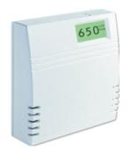Thermokon Kanal Tipi CO2 & Sıcaklık Sensörü (LCD). ürün görseli