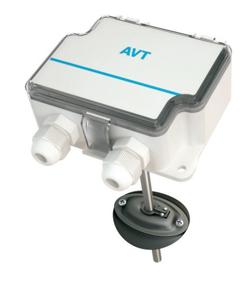 Resim Thermokon AVT20 Hava Hız ve Sıcaklık Sensörü