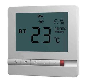 Smallart SM208N TRL Dijital Oda Termostatı. ürün görseli