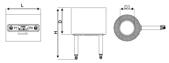 Frese Alpha DN80 Dinamik Balans Vanası. ürün görseli