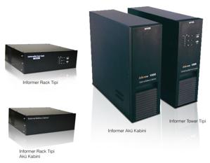 inform Ups informer 2000-3 Güç Kaynağı. ürün görseli
